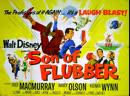 Son of Flubber (1963) Fred MacMurray, Nancy Olson, Keenan Wynn
