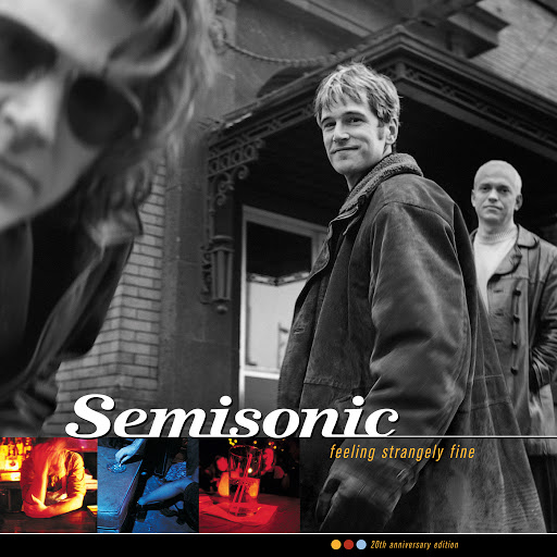 Semisonic альбом Feeling Strangely Fine (20th Anniversary Edition)