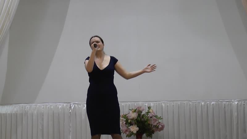 Песня Я жизнь отдам за тебя - исп. Екатерина Троицкая ученица -Вокально-эстрадная школа-студия Эксклюзив