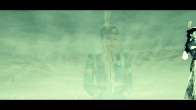 Dolgormaa - Semjin uul (Долгормаа Сэмжин үүл Монгол Ардын дуу) (Fleecy Clouds)