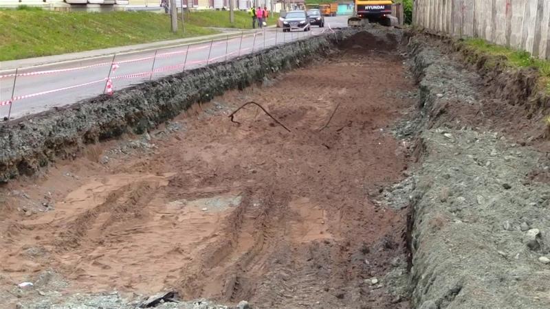 Более 21 кв. метров дорог отремонтировано в 2018 году