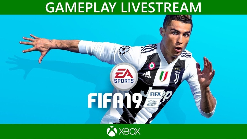 NS\PS4\XBO\PS3\XB360 - FIFA 19