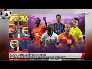 Spor Ajansı 26 Haziran 2018 Galatasaray, Fenerbahçe, Beşiktaş Yorumları