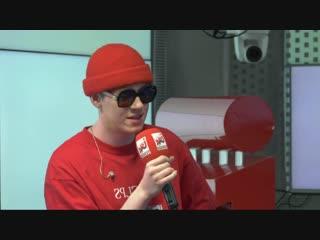 Выступление big baby tape с композицией «milf» на радио «energy!» [новая школа]