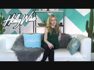 Katherine mcnamara reveals her celebrity crush! _ katherine mcnamara interview