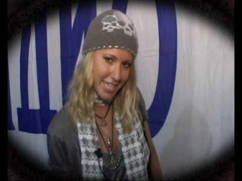 Анонс Блондинка в шоколаде (БелМузТВ, 2007)