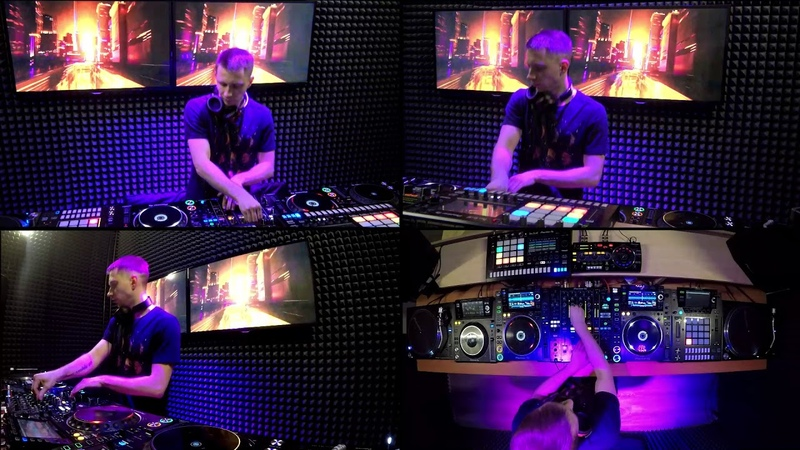 DJ Verano - Studio Live Pioneer DJ Moscow