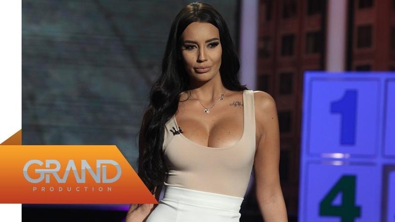 Katarina Grujic - Rodjena za bol - PSLK - (TV Grand 07.10.2018.)