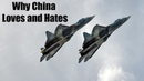 Why China Loves and Hates Russia's Su-57 Stealth Fighter