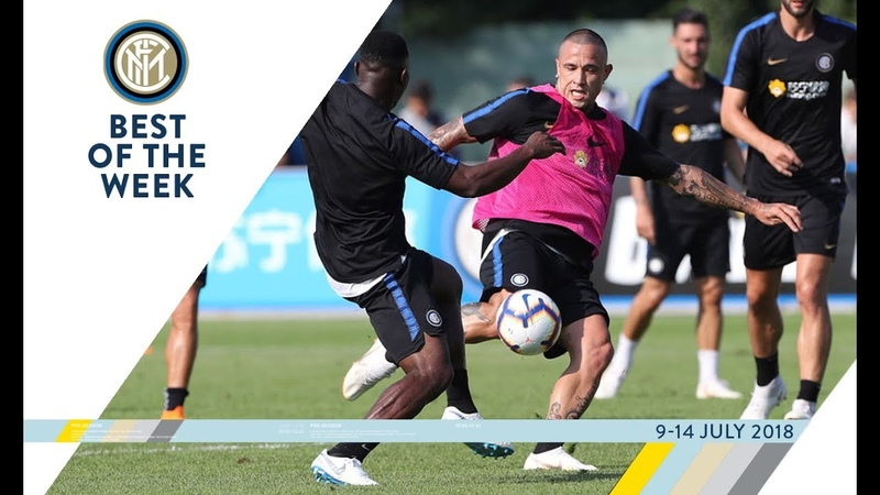 INTER PRESEASON 2018/19 | The first week is over