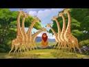 Мультфильмы Disney Хранитель лев В поисках Удугу Сезон 1 Серия 25