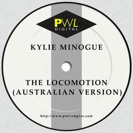 Kylie Minogue альбом Locomotion