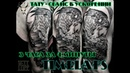 NS66 tattoo Time laps Scetch by Fredao Oliveira
