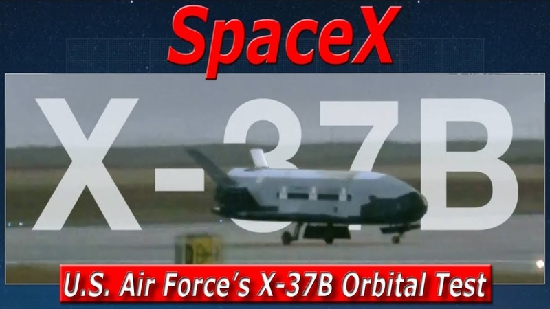 SpaceX 's Falcon 9 rocket will launch the U.S. Air Force's X-37B Orbital Test Vehicle (OTV) mission.