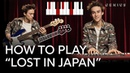 How To Play Shawn Mendes' Lost In Japan With Jacob Collier