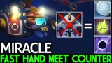 Miracle- Tinker Pro Player Fast Hand Meet Hard Counter 7.20 Dota 2