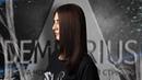 Женская стрижка на длинные волосы DEMETRIUS Женские стрижки hair hairdresser