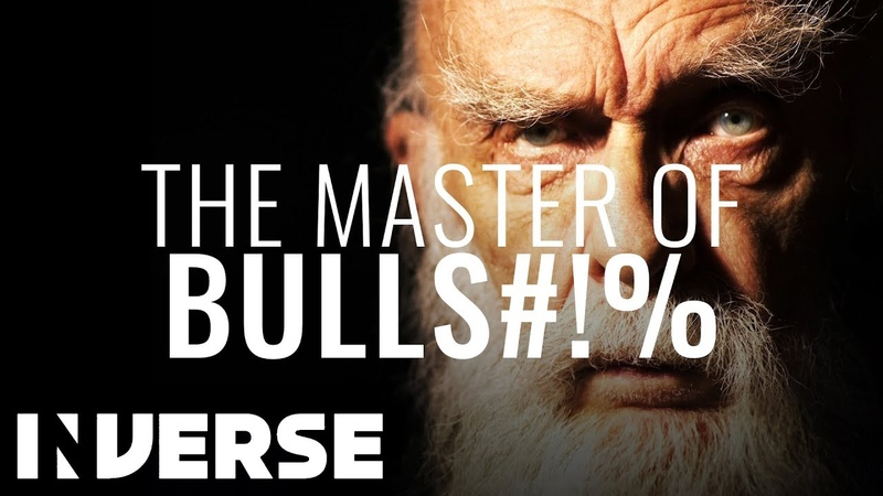 James Randi Offered $1,000,000 To Anyone With Magic Or Psychic Powers | Inverse