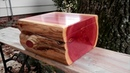 🔴 Furniture from wood slab Unusual tables beds lamps