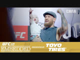 UFC 229 Embedded Vlog Series - Episode 4