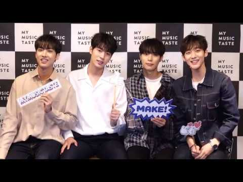 KNK Reacts to Fans Messages on MyMusicTaste