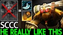 SCCC [Earthshaker] He Really Like Broodmother Picker 7.19 Dota 2