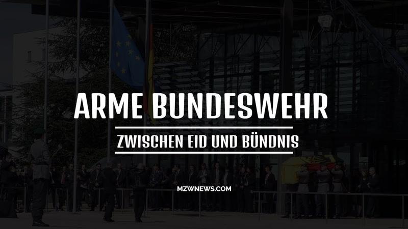 Arme Bundeswehr zwischen Eid und Bündnis