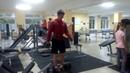 Тренировка бицепса Упражнение молот Подход 1 Дроп сет