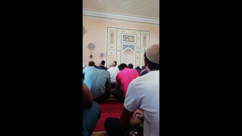 Мечеть города Чирчика