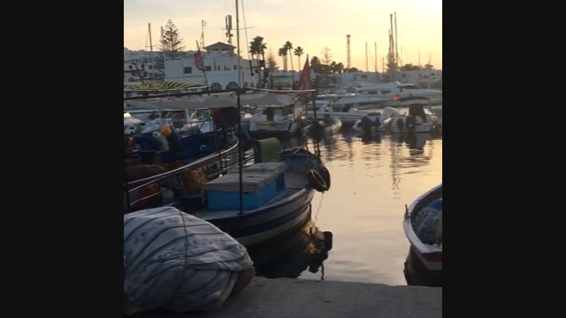 Сусс порт Эль Кантауи !