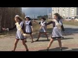 Выпускницы танцуют под песню MiyaGi Эндшпиль I got love