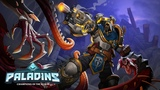 Paladins - Champion Teaser - Atlas, Man Out of Time