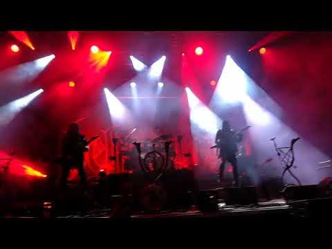 Behemoth - At The Left Hand Ov God (Live at Brutal Assault 2018)