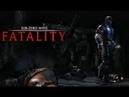 FATALITY SUB ZERO  MK_X_MOBILE2019