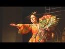 Бенефис Ирэны Морозовой в театре Ромэн (Театр Ромэн) фрагмент спектакля Графиня-цыганка 2009 г.