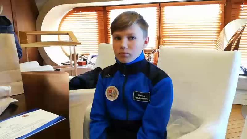Интервью с Кириллом Шуненковым, абсолютным победителем соревнований по Virtual Skipper 3