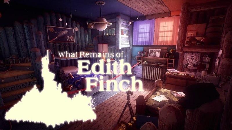 Очень эмоциональная и странная игра 1   What Remains of Edith Finch