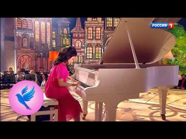 Александра Довгань, Ф. Шопен, Фантазии. Синяя птица - Последний богатырь. Сезон 2018