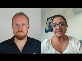Iranerin zerlegt Merkel und Islam - Laleh Hadjimohamadvali im Gespräch