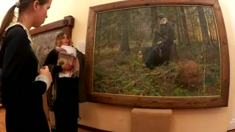 25.03.18_на выставке Павла Роженко