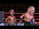WWE UFC Unification - Daniel Cormier vs Brock Lesnar - UFC WWE Unification