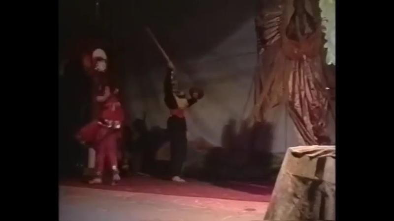 1996 1019 Evening Program At Navaratri Puja Cabella Italy