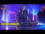 Keith Urban - Never Comin Down (Late Night with Seth Meyers)