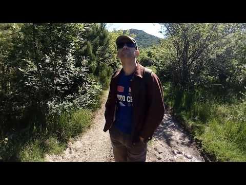 Поход через горный проход Аскер-Кач-Атан. 1 серия У партизанского озера.