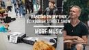 'Dancing on my own' Morf Music Live in Edinburgh