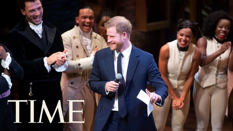 Prince Harry Charmed The World Again By Singing 2 Words Onstage | TIME