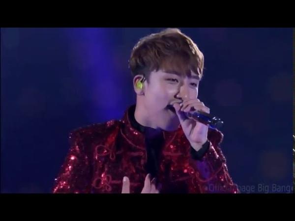 Bigbang concert on japan