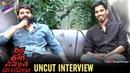 Veera Bhoga Vasantha Rayalu UNCUT INTERVIEW Sree Vishnu Indrasena Shriya Saran Nara Rohit