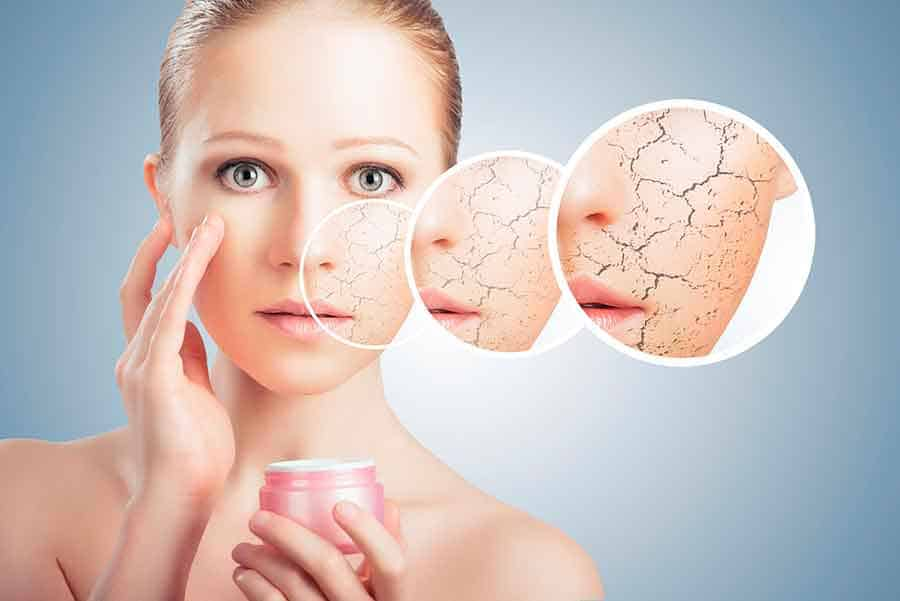 Статья - Как лечить сухую кожу?