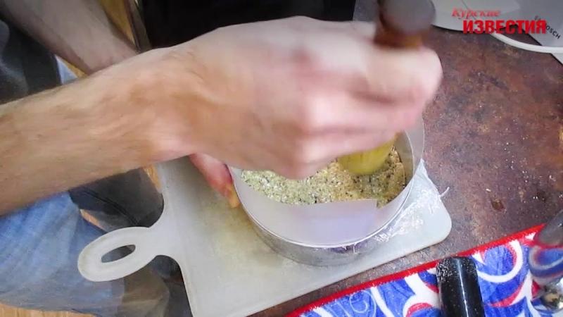 Курянин готовит кондитерские изделия без молока, сахара, муки и не использует термическую обработку